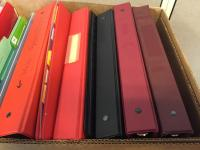 Free 3 Ring Binders and Folders Available