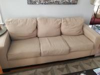 FREE matching sleeper sofa, loveseat & armchair
