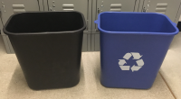 Recycle & Waste Bins
