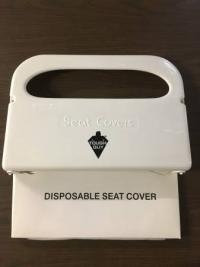 Toilet Seat Cover Dispenser & Covers