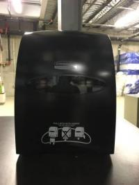 Kimberly Clark Paper Towel Dispenser - Black