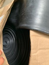 1000 feet of Neoprene Rubber Tubing